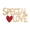 30963V SPECIAL LOVE HEART PIN