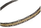 71287 BEADED STRETCH HEADBAND