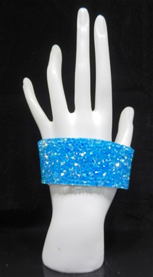 82455 SPARKLE THICK MAGNETIC BRACELET