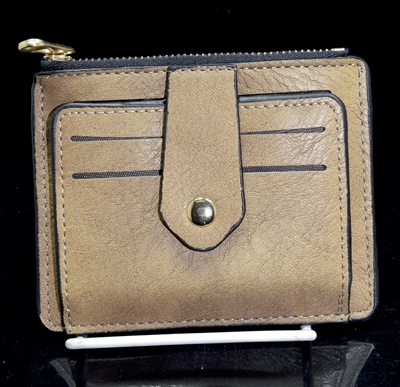 CS-300 SMALL LEATHER WALLET