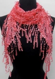 LS-011 PINK SCARF