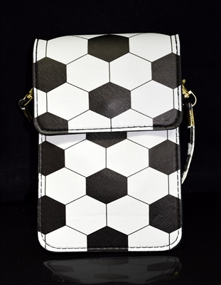 MB0062 SOCCER CROSSBODY BAG