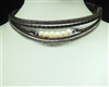 NK4005 BEADED PEARL MAGNETIC CHOKER