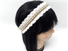 OH0543 PEARL STRETCH HEADBAND