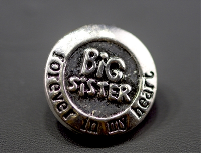 SBC-0003 BIG SISTER BUTTON