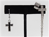 SE9295 CROSS EARCUFF