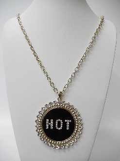 SN2-306 'HOT' CHAIN NECKLACE