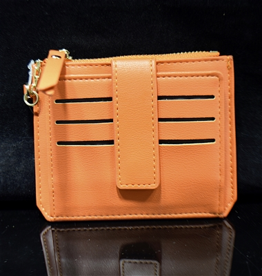 VT3025 SMALL LEATHER SQUARE WALLET