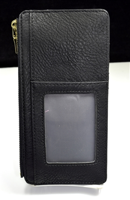 WL1889 RECTANGULAR LEATHER WALLET