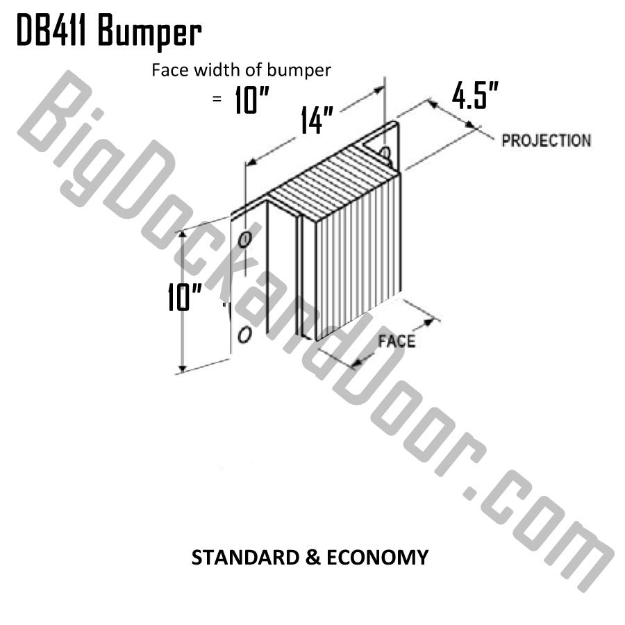 DB411 Dock Bumper