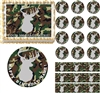Camouflage Deer Hunting Camo Edible Cake Topper Image Frosting Sheet - All Sizes!