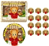 Daniel Tiger's Neighborhood Edible Cake Topper Frosting Sheet - All Sizes!