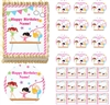 GYMNASTICS Girls Gymnast Tumbling Beam Edible Cake Topper Image Frosting Sheet - All Sizes!