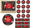 Magic Show Magician Boy Magic Edible Cake Topper Image Frosting Sheet - All Sizes!