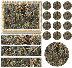 REALTREE REAL TREE MAX 4 Print Edible Cake Topper Frosting Sheet - All Sizes!