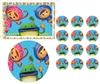 Team Umizoomi Characters Waving Edible Cake Topper Frosting Sheet - All Sizes!