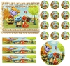 Wallykazam Characters Party Edible Cake Topper Frosting Sheet - All Sizes!