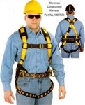 Work Zone Lanyard and Harness
