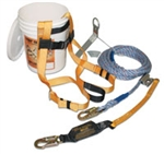 Titan B-Compliant Roof Kits by Miller - 25' Lifeline