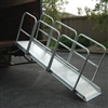 "Aluminum Walk Ramps - Range 6"" to 16 Feet"