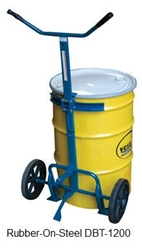 Lo-Profile Drum Caddies with Bung Wrench Handle
