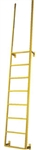 Wall Mount Loading Dock Ladders