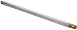 "E Track Cargo Bars - One Piece Aluminum - 85"" to 96"""