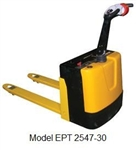 Walkie Pallet Trucks - Fully Powered Electric