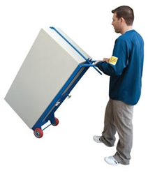 File Cabinet Hand Truck on 2 Wheels