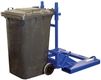 Fork Lift Mounted Trash Can Dumper