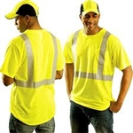 Occulux Class 2 Hi-Viz Safety T-Shirts