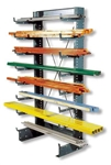 Single Sided Cantilever Racks