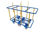 Horizontal Panel Cart