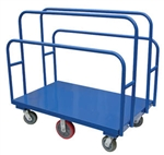 "Vertical Panel Cart 30""x48""x47"", 2000 LBS Capacity"