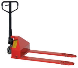 Super Low Profile Pallet Jacks