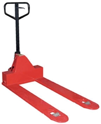 Low Profile Pallet Jacks