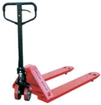 Pallet Jacks with Full Features - 4,000, 5,000, 5,500 and 6,000 Capacities - (Choose Sizes Within)