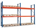 Quick-Ship Pallet Rack