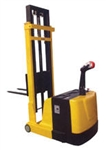 Counter-Balance Powered Drive Stacker Lift 1,000 Pounds Capacity.