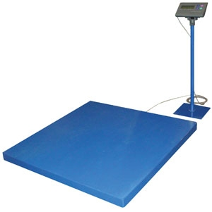 Electronic Digital Floor Scales   5,000 And 10,000 LBS Capacities   (Choose  Sizes Within)