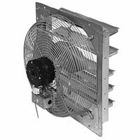Warehousing and Loading Dock Fans