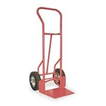 Wesco - HD Steel Hand Trucks- Shovel Nose