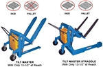 Tilt Master - TMS-20-AC - 2,000 LBS Capacity - Straddle