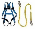 Lanyard and Harness