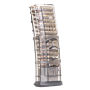 ETS AR15 Magazine, 30 Round, with Coupler <br>Smoke
