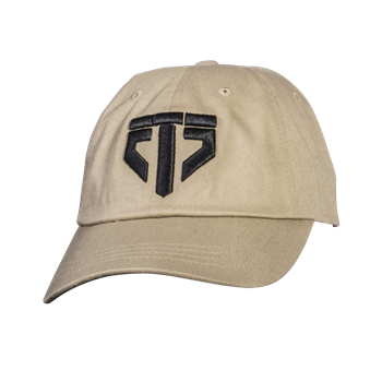 ETS Dad Hat - Tan