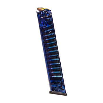 ETS Group - Translucent Glock 18 mag Blue