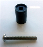 spacer tube 18mm including screw R1010 R1010 *Buy rEvo Rebreathers at OceanEdge Outfitters 908-359-5468