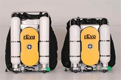 rEvo III 2014  Micro F/T  no tanks/no valves/no electronics *Buy rEvo Rebreathers at OceanEdge Outfitters 908-359-5468