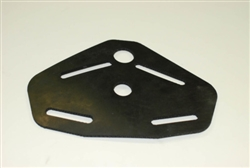 rubber backplate protection top R546A *Buy rEvo Rebreathers at OceanEdge Outfitters 908-359-5468